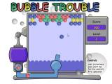 Bubble Trouble flash игры флэш игры online онлайн игры