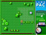Lawn Pac flash игры флэш игры online онлайн игры