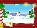 Springfield snow fight flash игры флэш игры online онлайн игры