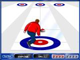 Virtual Curling flash игры флэш игры online онлайн игры