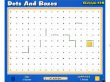 Dots And Boxes flash игры флэш игры online онлайн игры
